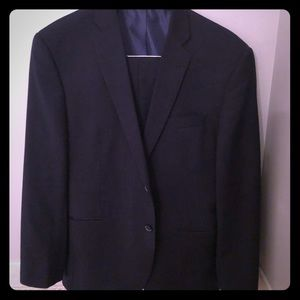 Jos. A. Bank Navy Blue 1905 suit and pants